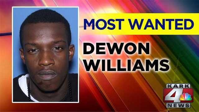 PCSO Most Wanted: Dewon Williams