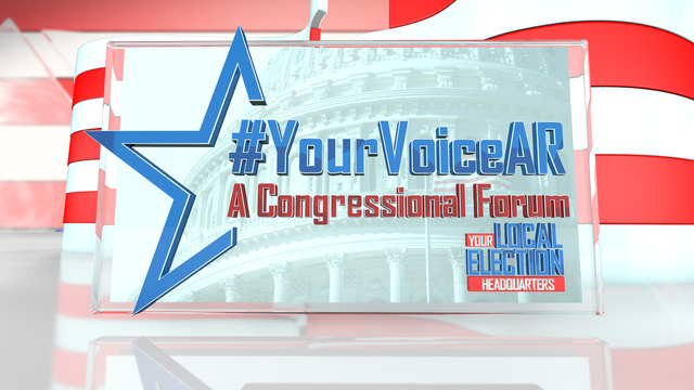 Submit Questions for Congressmen Using #YourVoiceAR