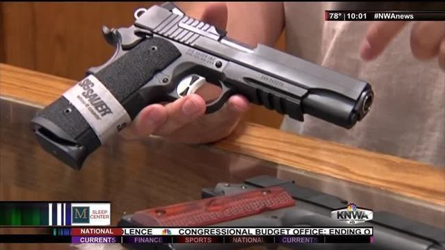 Parents, teachers, officers discuss arming educators