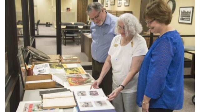 Movie Memorabilia Donated to Arkansas State Archives