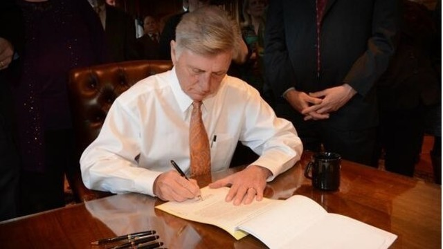 Former Gov. Beebe: New Health Care Bill Will End 'Ark. Works'