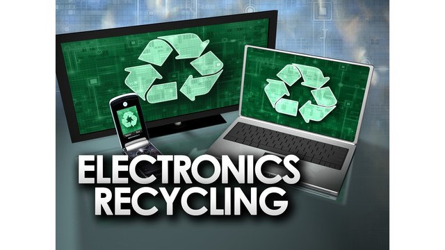Electronic Recycling Event Happening at Verizon Arena