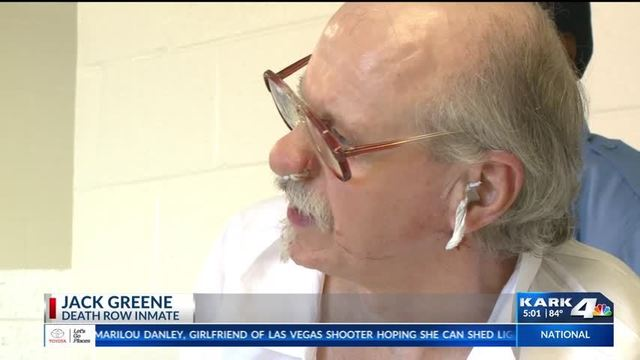 Update: Jack Greene Execution is Off