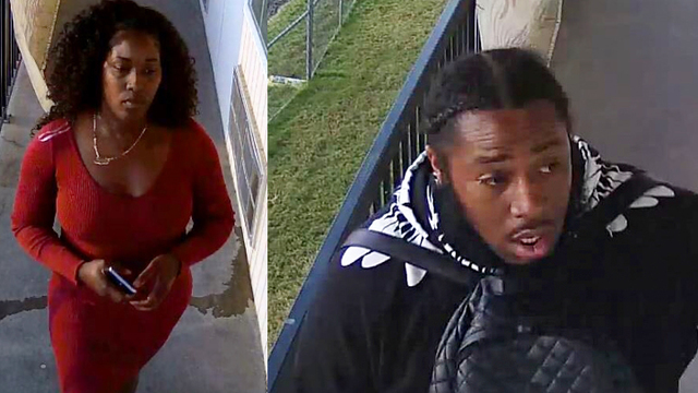 Armed Robbery Suspects Sought By NLR Police