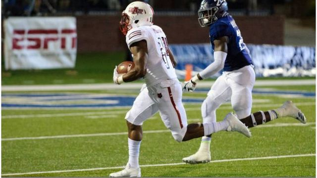 A-State Red Wolves Beat Georgia Southern in SBC Opener