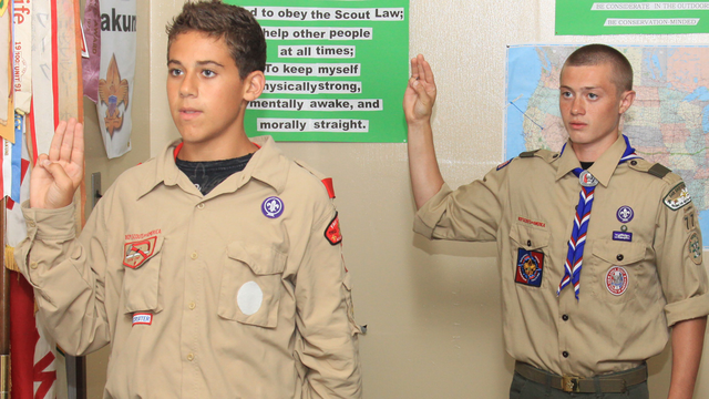 Boy Scouts of America Will Admit Girls