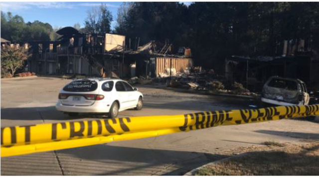 Mayflower Fire Victims Need Community's Help