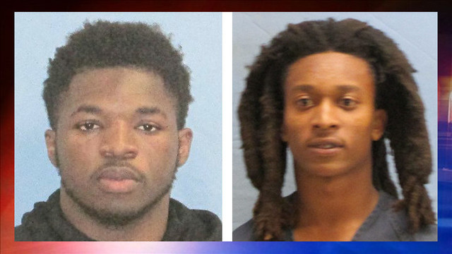 NLR Store Robbery Suspects Caught at Scene