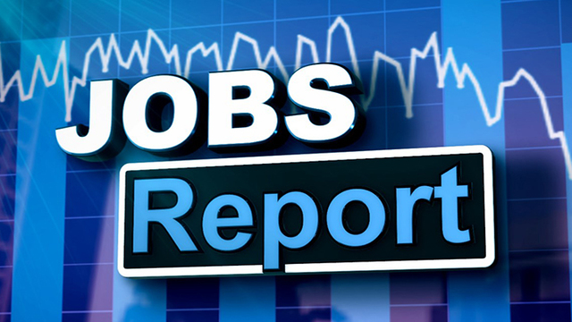 Unemployment rate drops below 3 percent
