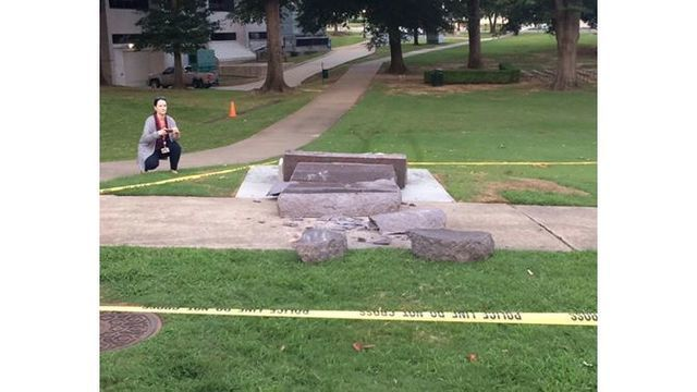 Ten Commandments Replacement Monument Ready for Installation at Arkansas Capitol