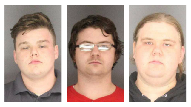 3 Arrested in Fort Smith Car Window Shootings