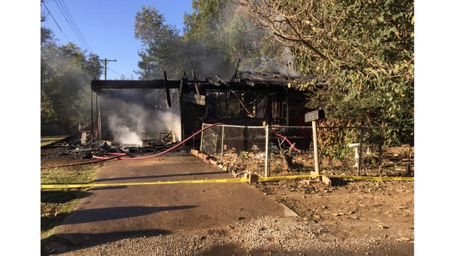 One Person Dead After Fire Saturday Morning In Hoxie