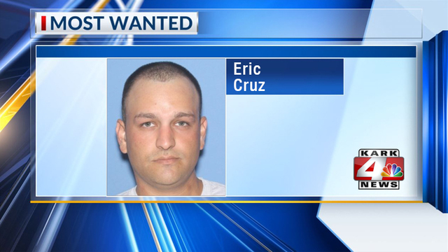 Most Wanted: Eric Cruz