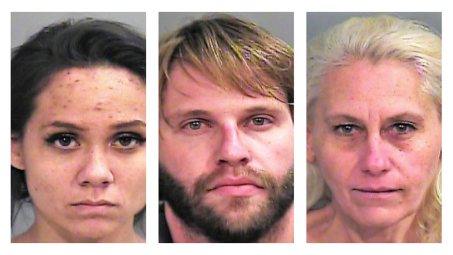 Three Arrested in Fayetteville for Counterfeit Money Investigation