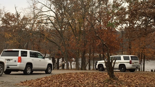 Vehicle Found Submerged in Fayetteville Lake