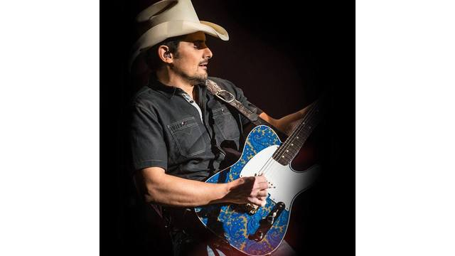 Brad Paisley schedules Save Mart Center concert