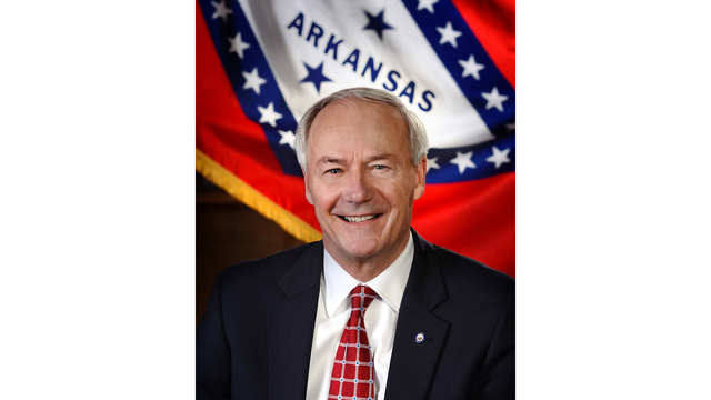 Gov. Hutchinson Issues Statement in Support of D.C. Tax Reform