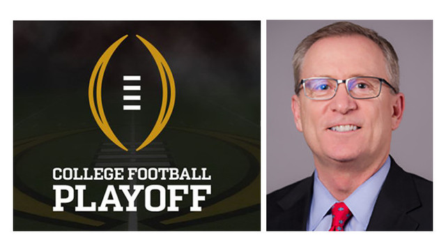 Jeff Long to Remain on College Football Playoff Selection Committee