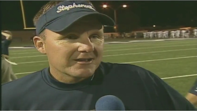 #WhatMadeMorris Web Extra: Reporter's Notebook from Stephenville