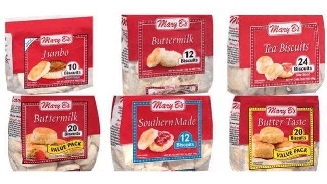 Possible Listeria Contamination Prompts Frozen Biscuit Recall in AR