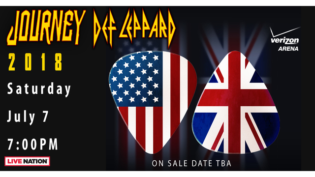 Journey And Def Leppard Coming To Tulsa In July