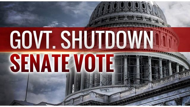 Senate votes to end USA govt shutdown