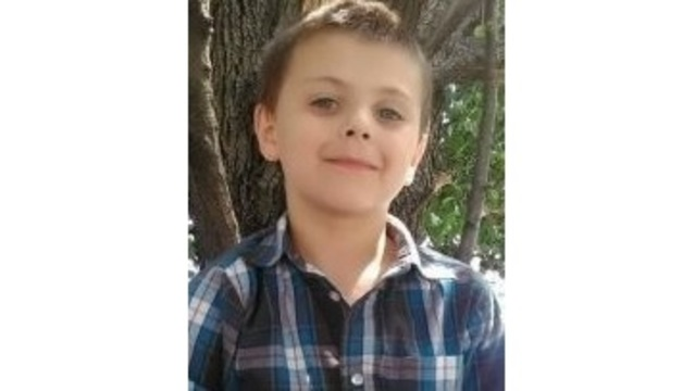 AMBER Alert For Missing Sonora Boy