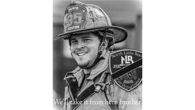 Donations For Fallen NLR Firefighter
