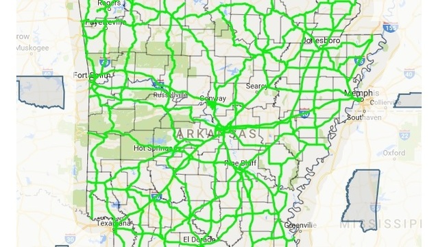 Late night snow could bring slick roads for Wednesday morning drive
