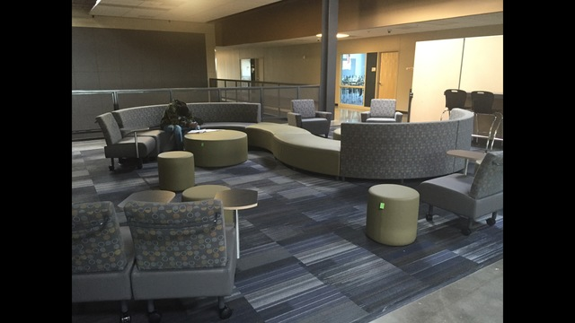 New Furniture At North Little Rock High School