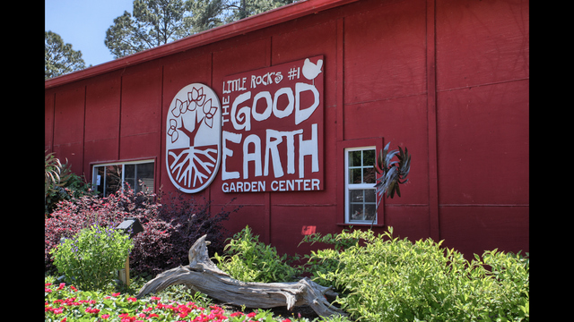 The Good Earth Garden Center   Spring
