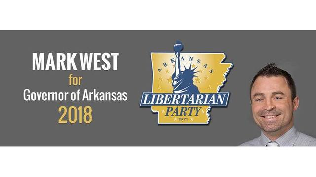 Libertarian Party Candidate Announces Run for AR Governor