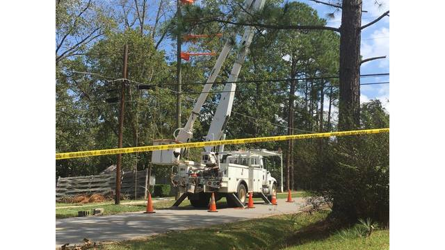 AR Lineman Nearly Electrocuted Working to Restore Power in Georgia