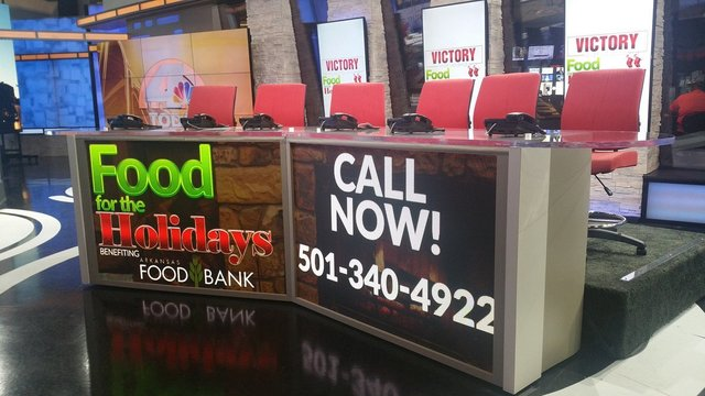 140,000 Meals Raised During Food for the Holidays Telethon