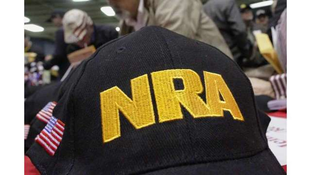 How Much Has NRA Given Arkansas Lawmakers?