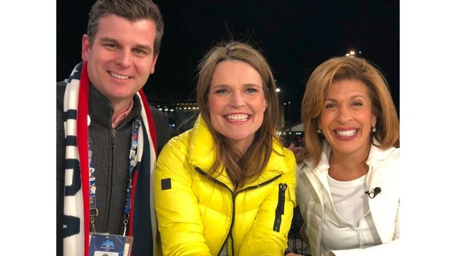 Aaron Nolan stops by to chat with NBC Today Show co-hosts Savannah Guthrie and Hoda Kotb_1519143297283.JPG.jpg