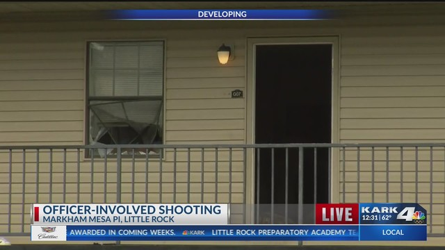 LRPD Releases ID's from Officer-Involved Shooting