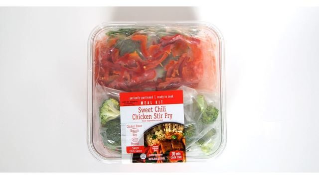 Walmart Now Serving up Meal Kits