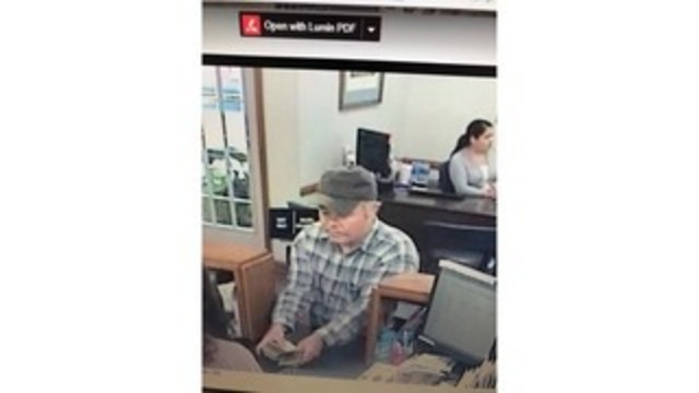 Suspect Caught in Fort Smith Bank Robbery, ID\'d as Sex Offender
